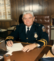 1954 - Chief Norman Stalter